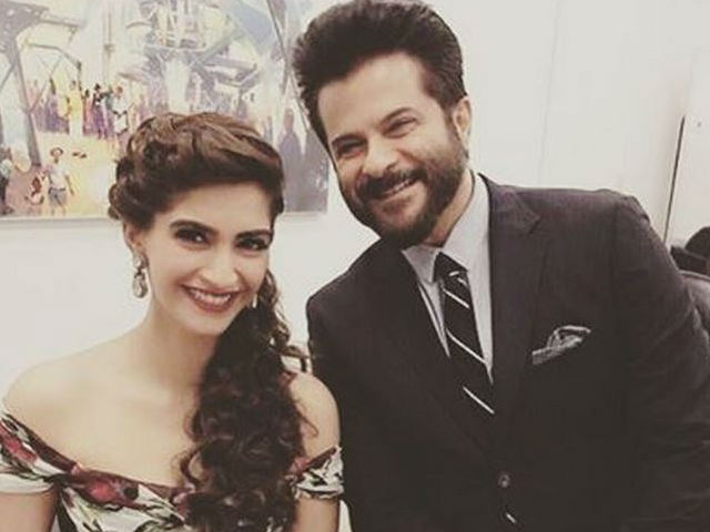 Anil Kapoor to share screen space with daughter Sonam
