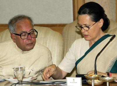 When Sonia Gandhi said 'will miss tantrums' of Pranab