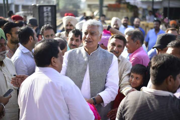 Congress' Sunil Jakhar wins by nearly 2 lakh votes