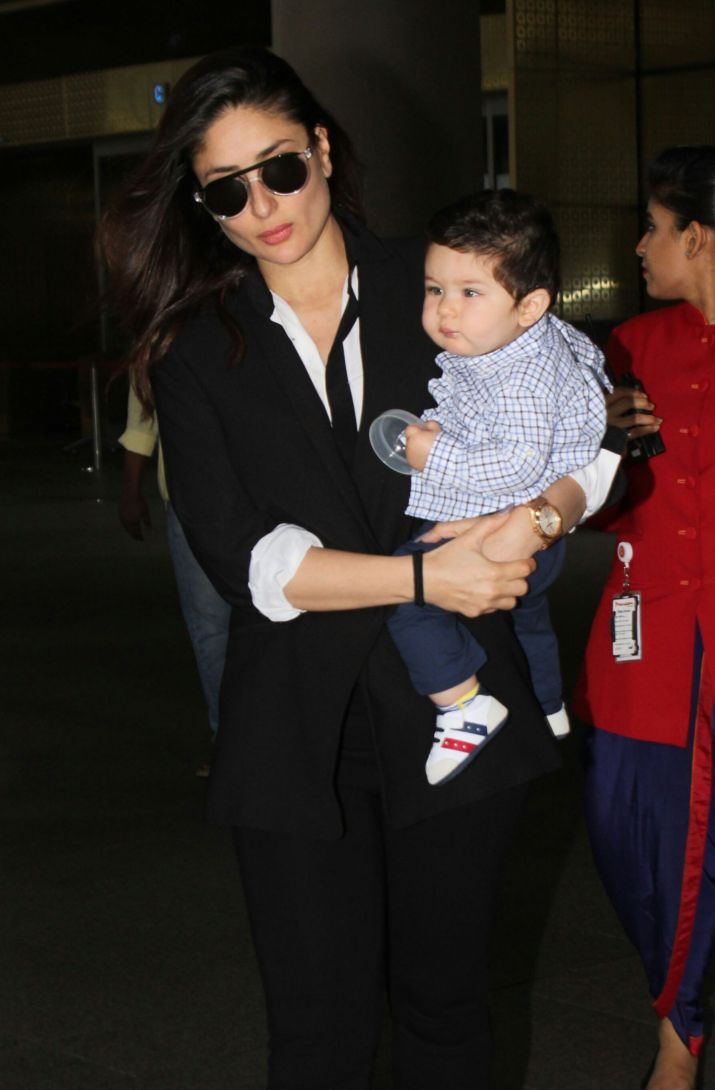 India Tv - Taimur, Kareena