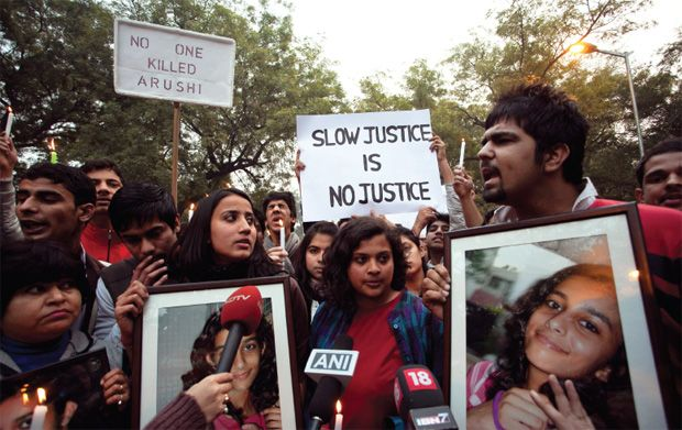 India Tv - Aarushi murder case