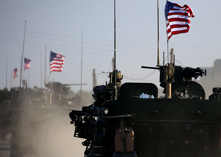 File pic - US-allied forces begin final assault on ISIS in