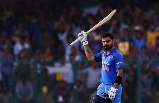 Stats Virat Kohli First Indian Captain To Win Seven