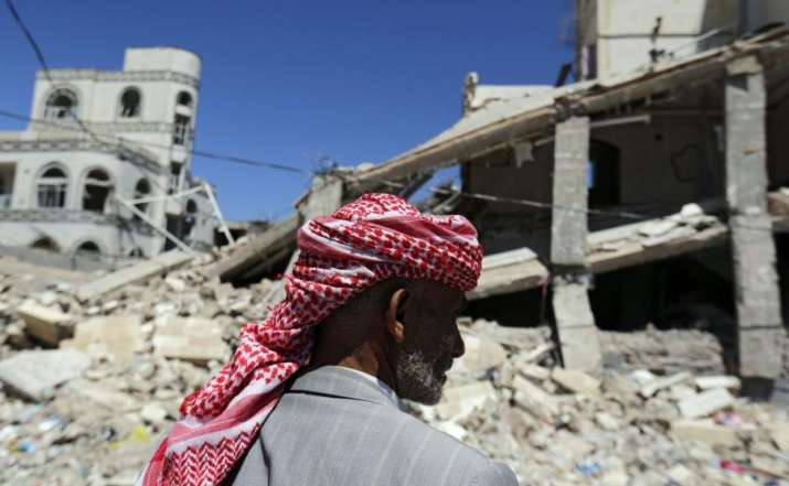 US airstrikes hit Al-Qaeda hideouts in Yemen