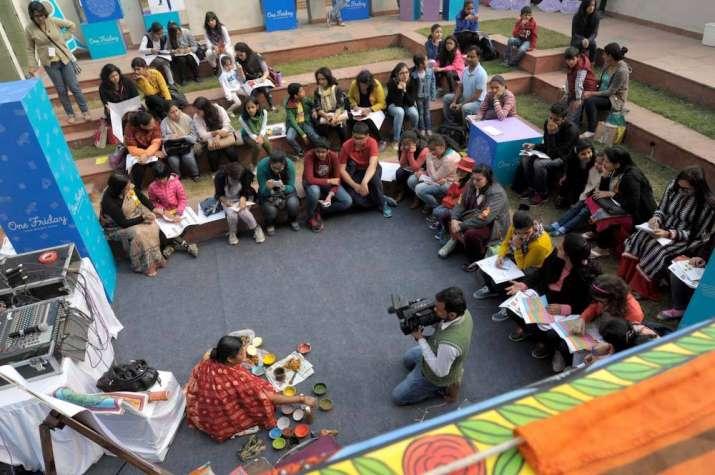 India Tv - Bookaroo, India's only children's literature festival