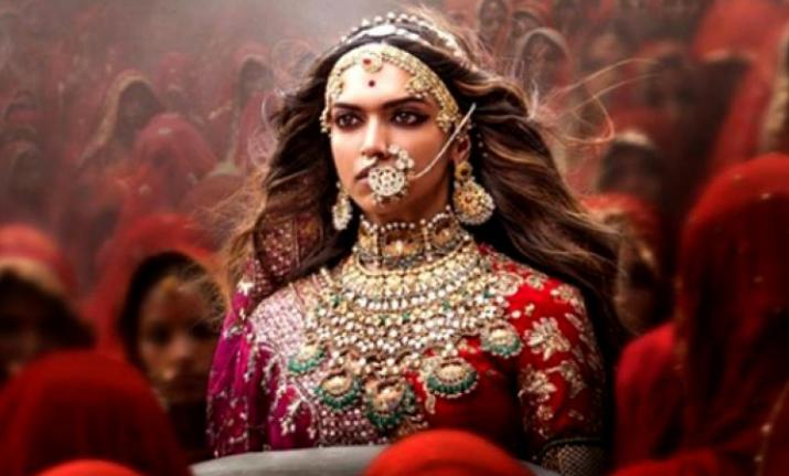 India Tv - Deepika looks every bit royal in this new poster