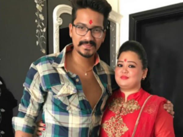 Bharti Singh and Harsh Limbachiyaa's marriage here's the