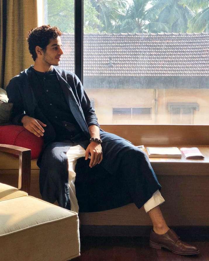 India Tv - Ishaan Khattar