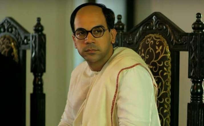 Rajkummar Rao as Netaji Subhas Chandra Bose grabs our