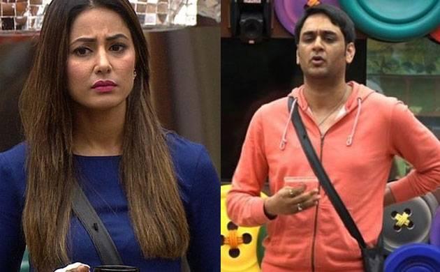 Bigg Boss 11 Vikas Gupta slams Hina Khan