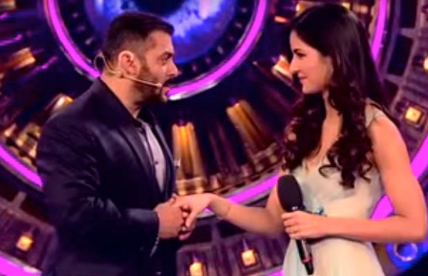 Bigg Boss 11 Salman Khan and Katrina Kaif to grace the show