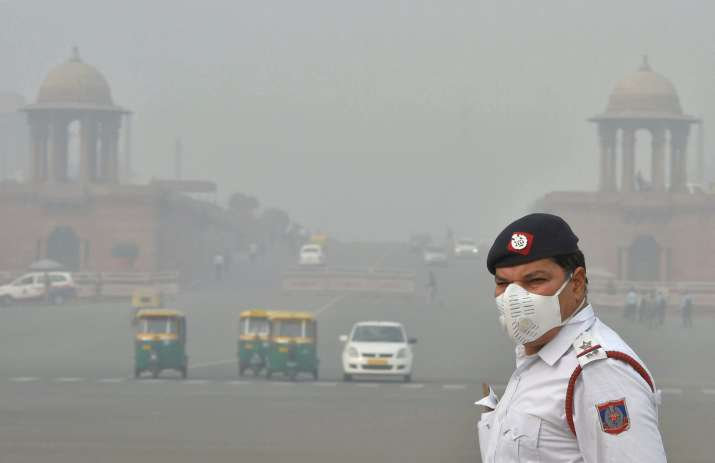 Air quality fluctuating, being monitored constantly, says