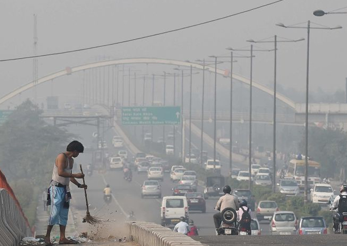 Delhi-NCR air quality drops, may worsen as stubble burning