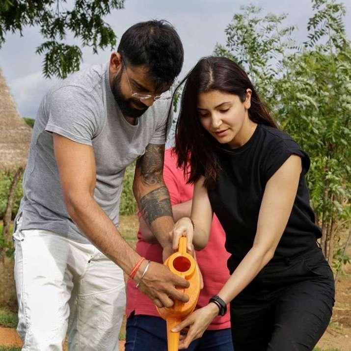 India Tv - Virat Kohli and Anushka Sharma have been going strong