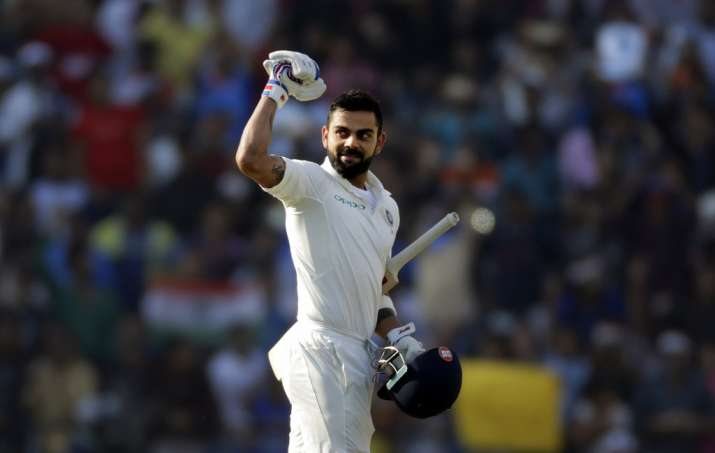 f29094aef6 Image Source   AP A file image of Virat Kohli during a Test match. India  captain Virat Kohli today said that for the game cricket to sustain globally  ...