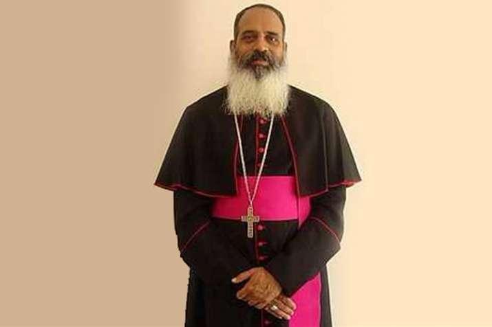 Archbishop of the Archdiocese of Gandhinagar Thomas Macwan