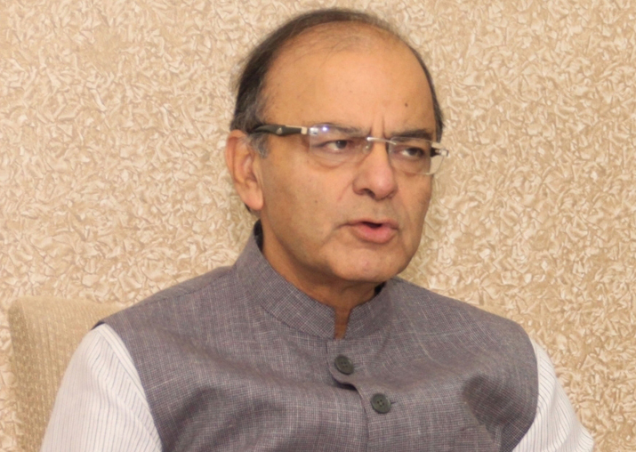 Arun Jaitley in Singapore, says 'India most favourable