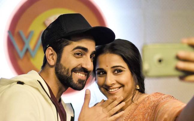 Ayushmann Khuranna to play cameo in Vidya Balan starrer