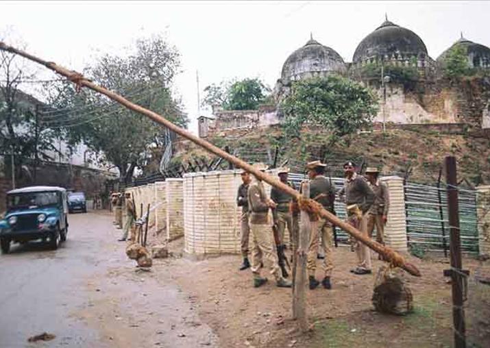 File pic - Sunni Waqf Board has no right on Ayodhya: Shia