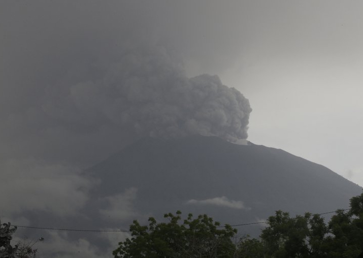 Bali volcano: Authorities raises alert, international