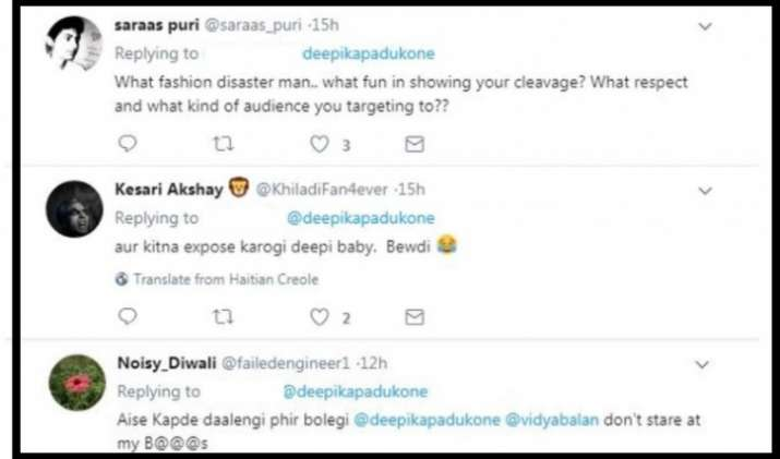 India Tv - Deepika Padukone trolls