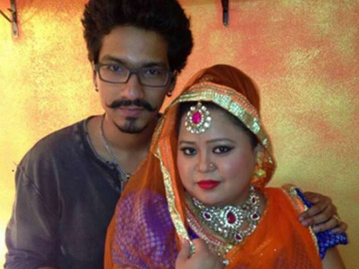Bharti Singh's wedding dress shopping with beau Harsh