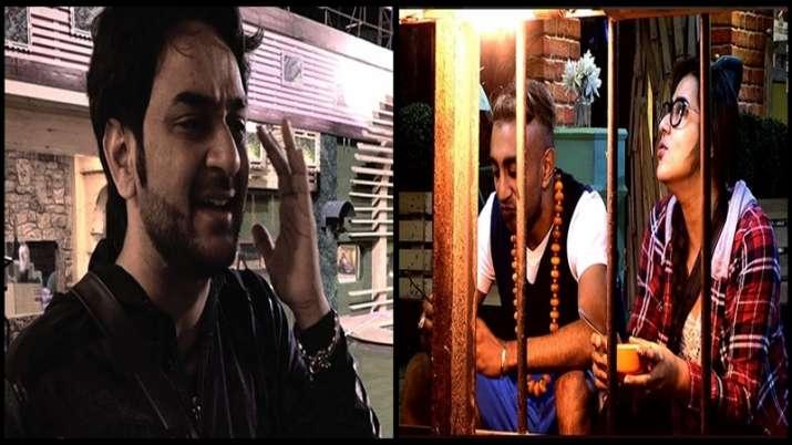 India Tv - Shilpa Vs Vikas