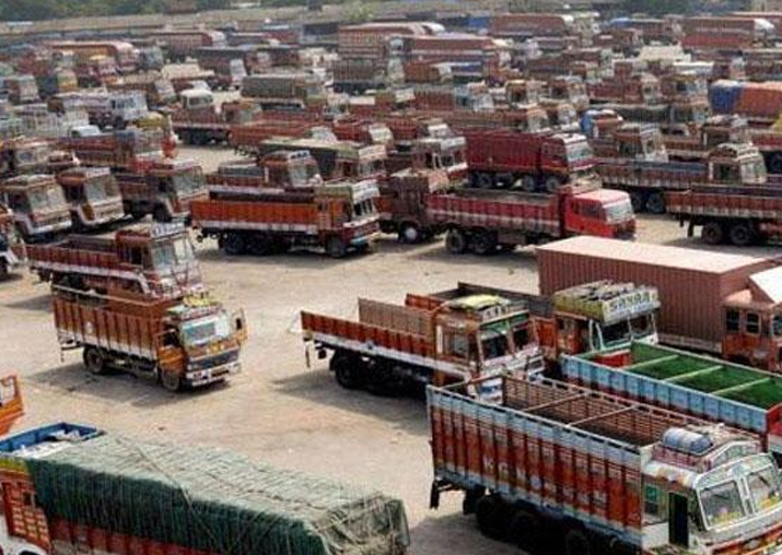 Representational pic - Bihar truckers to go on indefinite
