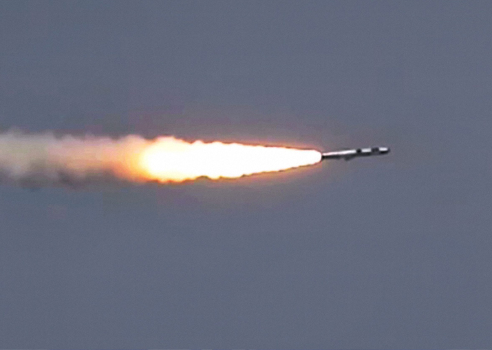 BrahMos supersonic cruise missile fired succesfully for the