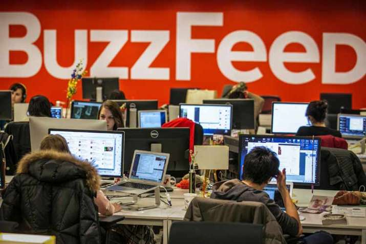 The Wall Street Journal reported Wednesday that BuzzFeed