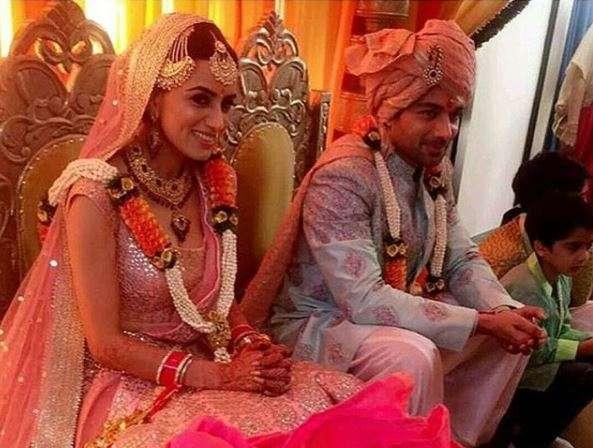 Gautam Gupta-Smriti Khanna's wedding pictures