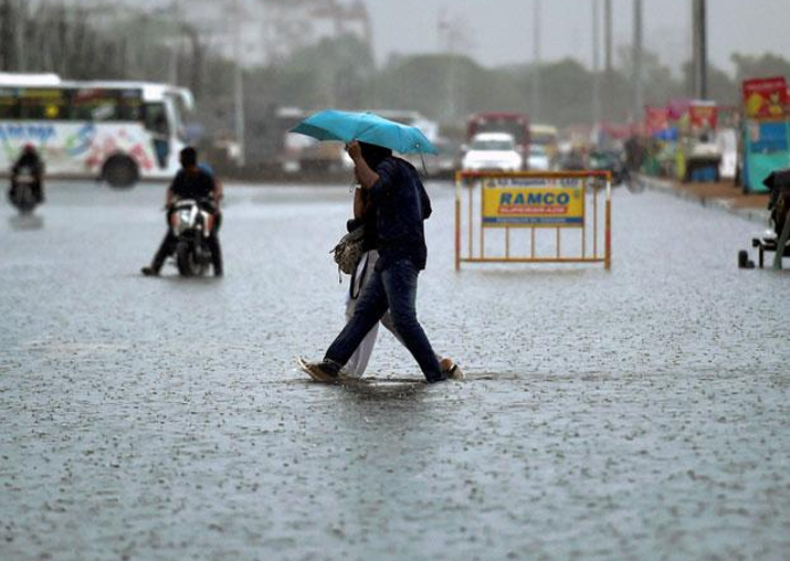 Monsoon active, rain resumes in parts of Tamil Nadu