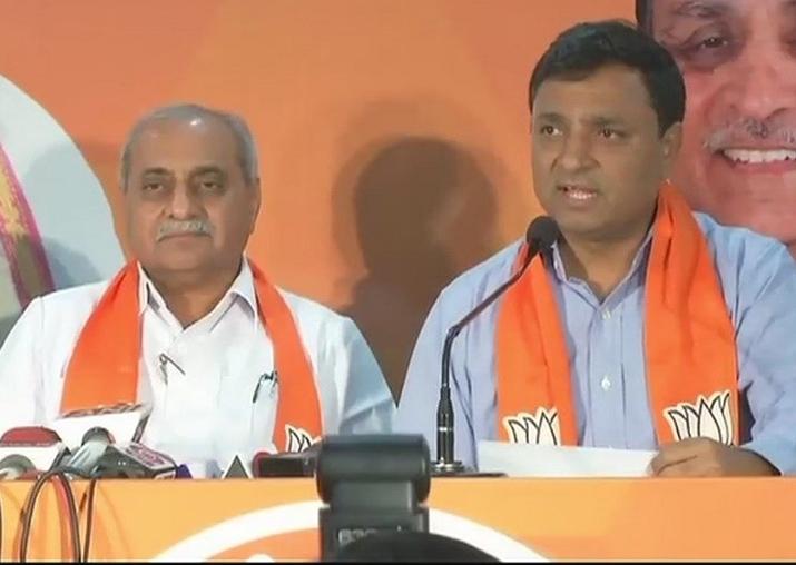 Gujarat polls: Hardik Patel's former aide Chirag joins BJP