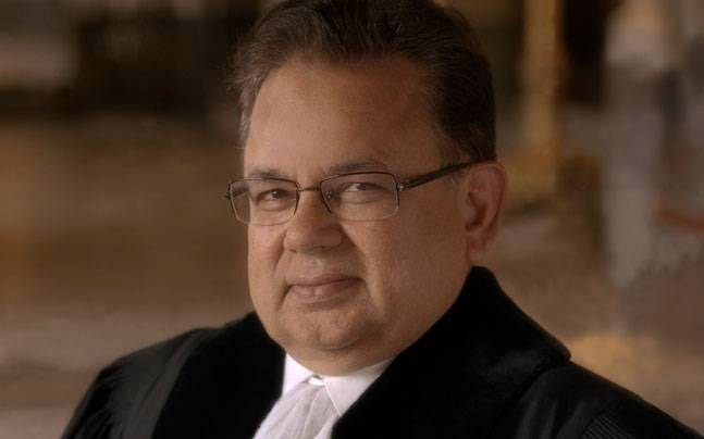 Justice Dalveer Bhandari was re-elected to the last seat of