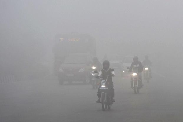 'Gas chamber' Delhi's air 10 times more polluted than