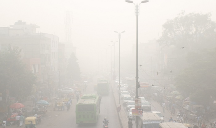 India Tv - 'Gas chamber' Delhi's air 10 times more polluted than Beijing