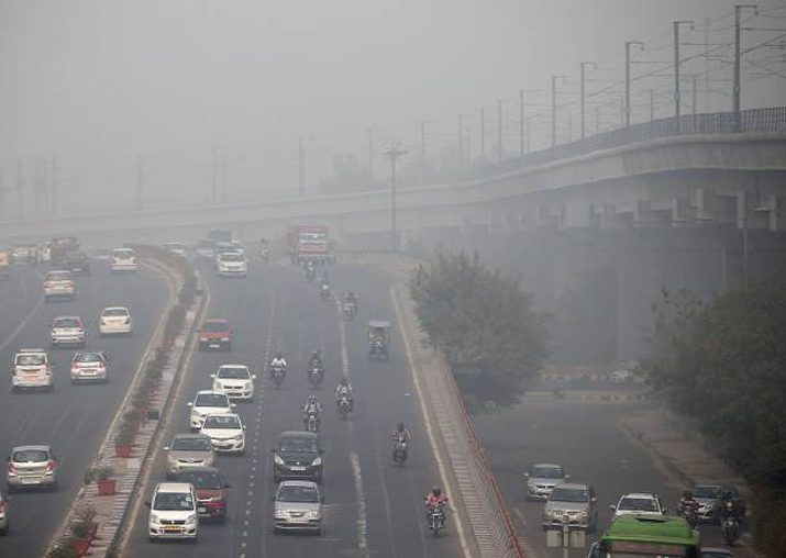 Delhi pollution: NGT lifts ban on construction as air