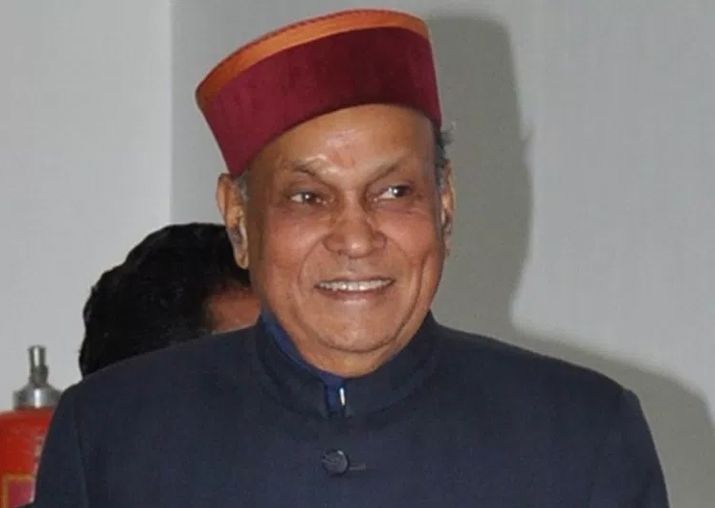 File pic of Prem Kumar Dhumal