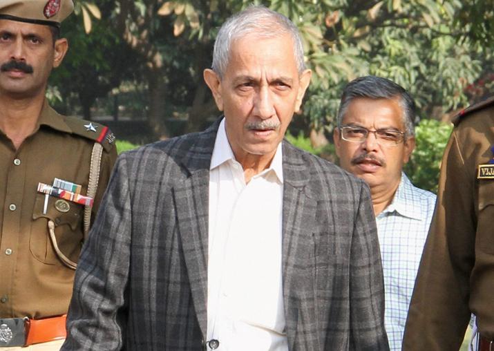 Centre's special representative for Kashmir Dineshwar