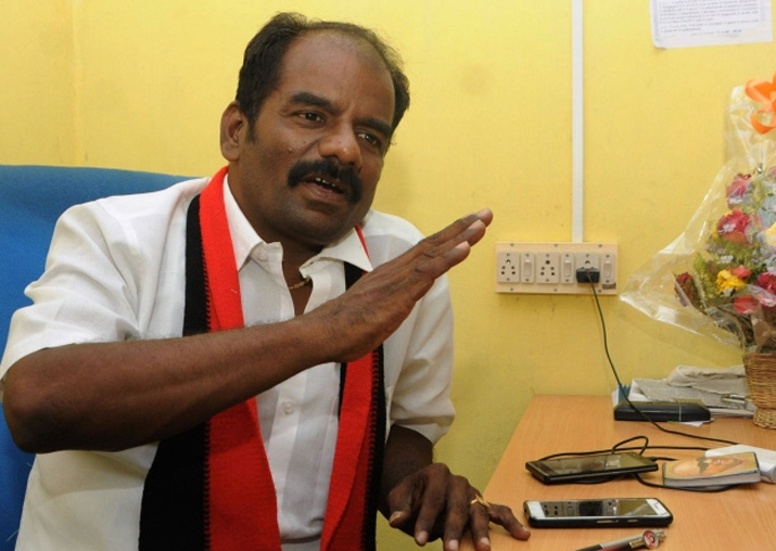 DMK names Marudu Ganesh again for RK Nagar Assembly bypoll