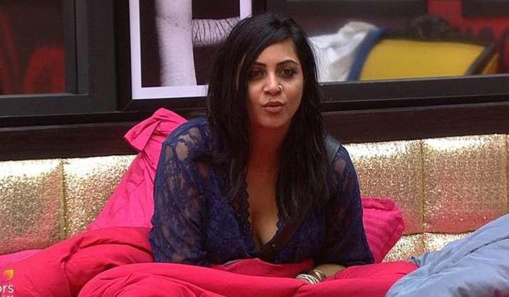 India Tv - Arshi Khan in Bigg Boss 11