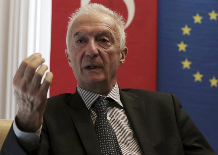 Gilles de Kerchove, the European Union's