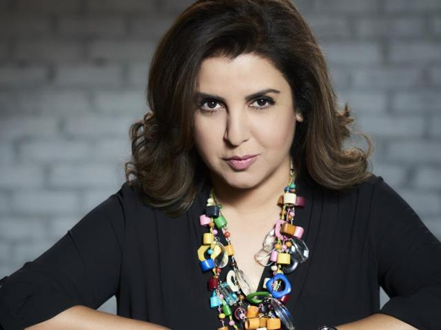Choreographer-turned-director Farah Khan