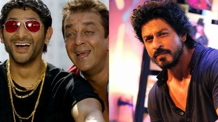 India Tv - Shah Rukh rejected Munna Bhai M.B.B.S