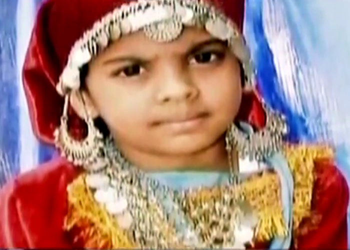Seven-year-old Adya's treatment cost an average of over Rs