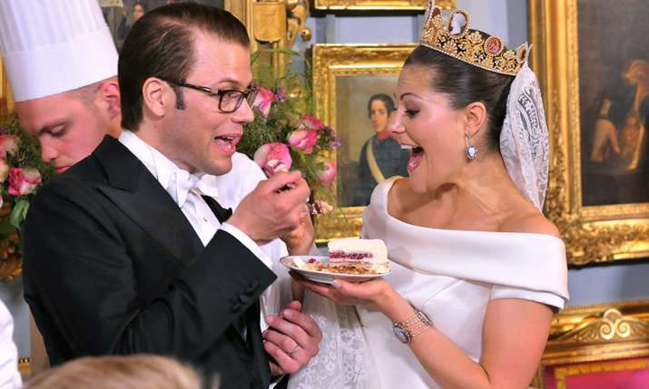 India Tv - Princess Victoria of Sweden and Daniel