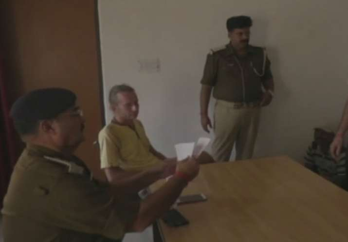 Two weeks after assault on swiss couple german tourist attacked for image source ani german tourist was attacked at robertsganj railway station m4hsunfo