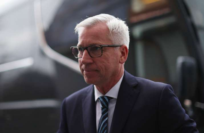 India Tv - A file image of Alan Pardew.