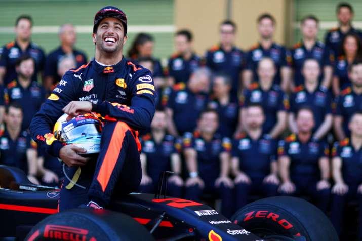 India Tv - A file image of Daniel Ricciardo