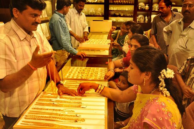Gold demand in India stood at 193 tonnes during the third
